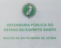 Defensoria Pública de Santa Maria de Jetibá
