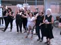 Marcha das mulheres - Dia Internacional da Mulher
