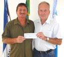 Poder Legislativo de Santa Maria de Jetibá economiza e devolve R$ 150 mil