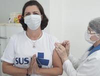 Santa Maria de Jetibá inicia vacinação contra Covid-19