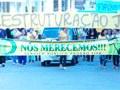 Servidores públicos de Santa Maria de Jetibá voltam as ruas em favor da valorização profissional